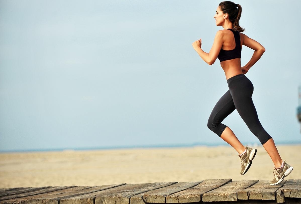 Capacidad pulmonar al correr