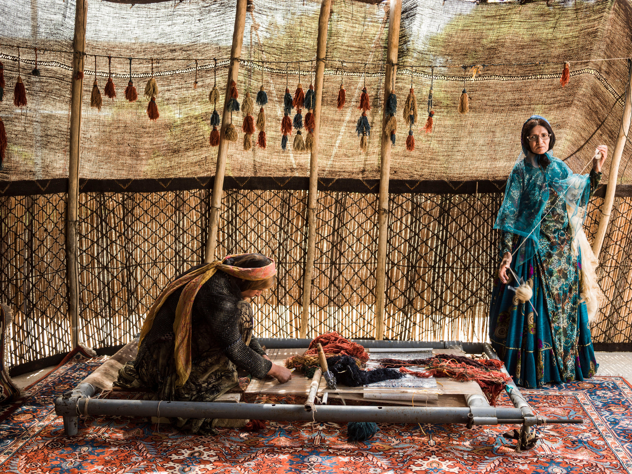 The Persian Rug May Not Be Long For This World