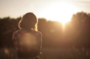 dawn-nature-sunset-woman-1024x682