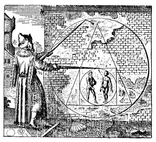 El Fascinante Significado De El Hombre De Vitruvio De Leonardo Da